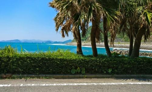 Route 220 Beach Road Trip Miyazaki Kyushu Japan