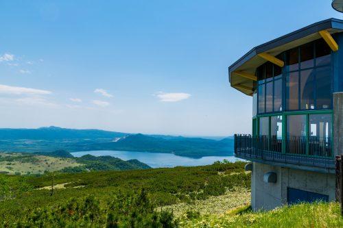 Mt. Mokoto Hokkaido Mountain Climbing Hiking Nature Wildlife Flowers Lake Kussharo