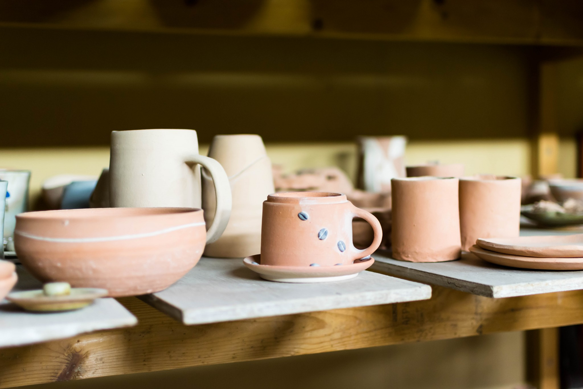 A Relaxing Pottery Experience in Eastern Hokkaido