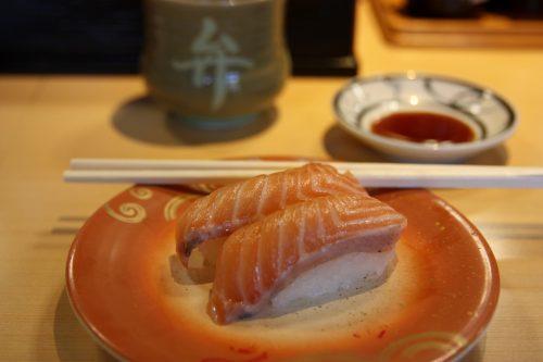 Pier Bandai Fish Market Fresh Seafood Benkei Sushi Conveyor Belt Niigata City Local Cuisine