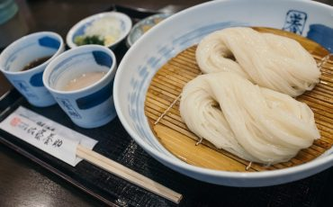 Discover Inaniwa udon, a local speciality in Yuzawa