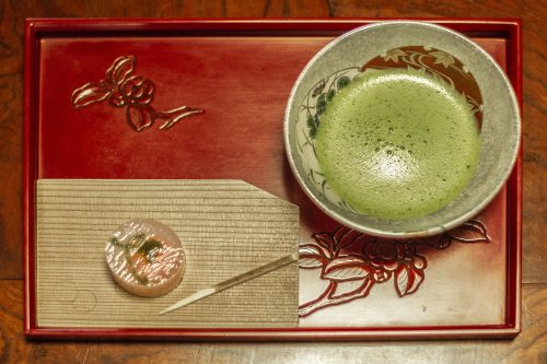 Murakami Tea Matcha Traditional Teahouse Local Cuisine Niigata Prefecture