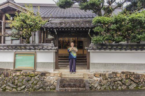Temple Master Zensho-ji, Gifu Prefecture, Japan