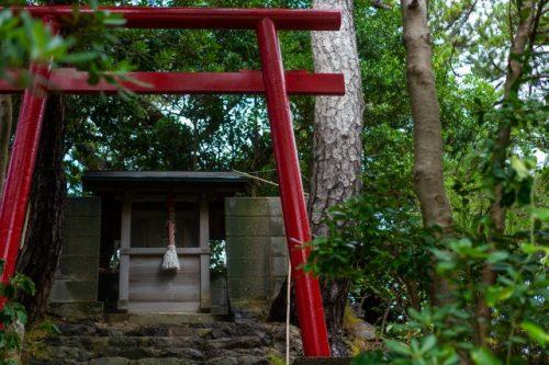 A small shrine near Takahama town, Fukui Prefecture, Japan.