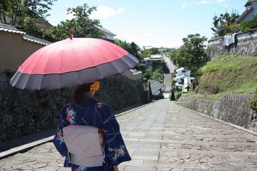Discover Kitsuki samurai town in Kyushu Island in depth, in Japan.