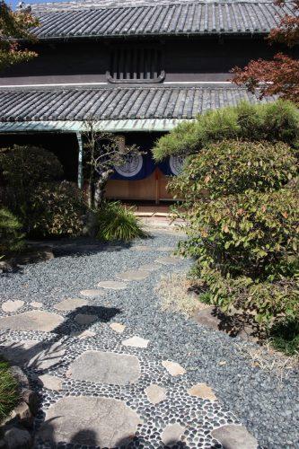 The udon restaurant Yamadaya in Takamatsu, Kagawa.