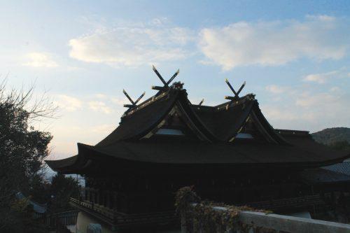 Kibitsu Shrine Momotaro Peach Boy Historic Okayama Prefecture