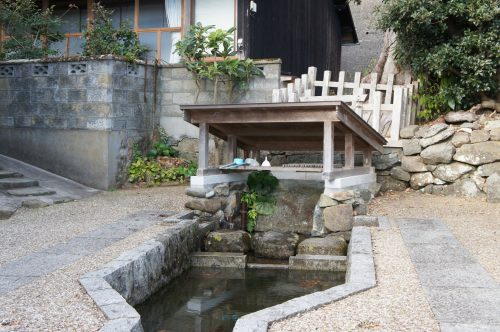 In the vicinity of the Izumo Great Shrine, San'in Area, Shimane Prefecture, Japan