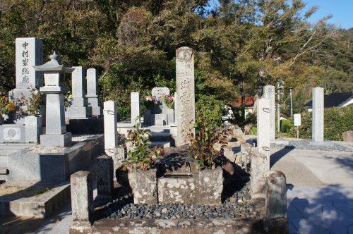 Izumo no Okuni Tomb near Izumo Great Shrine, San'in Region, Shimane Prefecture, Japan