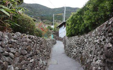 Minamisatsuma has the old historical town - Bonotsu and Ooatari, in the Kyushu island, Japan.
