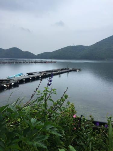View from Shimizu Marine Inn