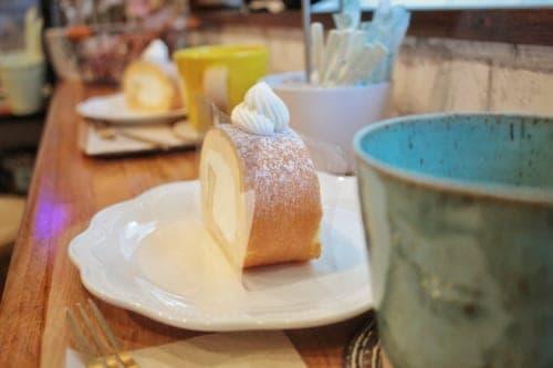 Delicious desserts at Tan Tan in Ojika.