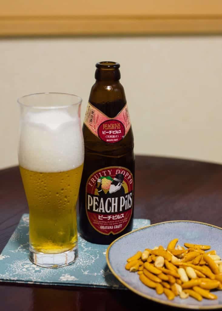 Doppokan Microbrewery Peach Pils