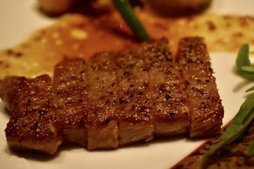 Wagyu Beef Dinner at Konomama Ryokan in Kumamoto Prefecture